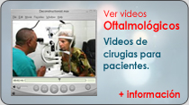 Videos Oftalmológicos